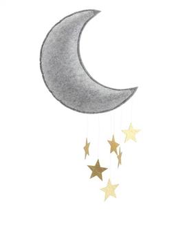 Konges Slojd Mobilé Mond, gold