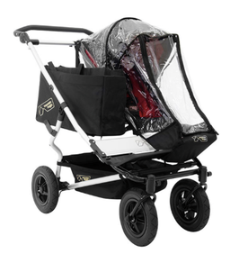 Mountain Buggy Regenverdeck Single für den Duet
