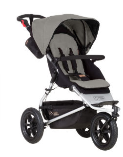 Mountain Buggy Urban Jungle Buggy, grau