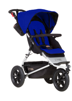 Mountain Buggy Urban Jungle Buggy, marine