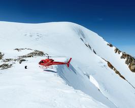 45 Min. Titlis Rundflug mit Gletscherlandung