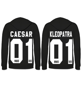 """KLEOPATRA & CEASAR"" (DOPPELPACK)"