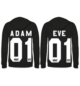 """""""ADAM & EVE"""" (DOPPELPACK)"""