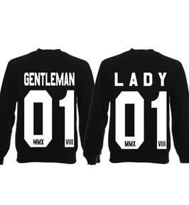 """""""LADY & GENTLEMAN"""" (DOPPELPACK)"""