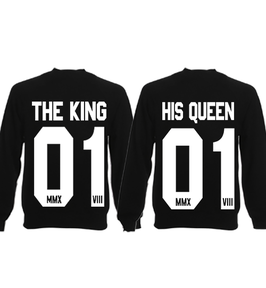 """THE KING & HIS QUEEN"" (DOPPELPACK)"