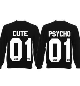 """CUTE & PSYCHO"" (DOPPELPACK)"