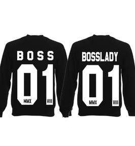 """""""BOSS & BOSSLADY"""" (DOPPELPACK)"""