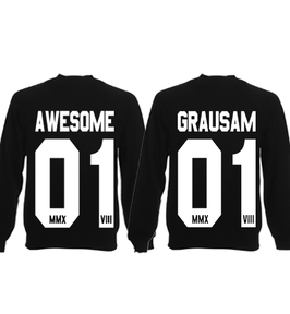 """AWESOME & GRAUSAM"" (DOPPELPACK)"