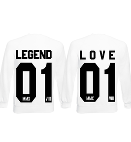 """LEGEND & LOVE"" (DOPPELPACK)"