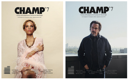 CHAMP magazine  issue 007 日本特集号