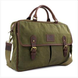 Folio-Bag (Dark olive)