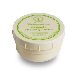 Avocado Shaving Cream,  Bowl 150 g
