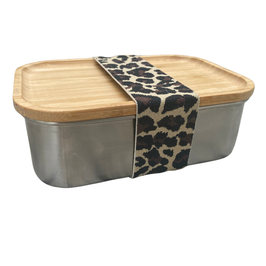 Lunchbox Bambus