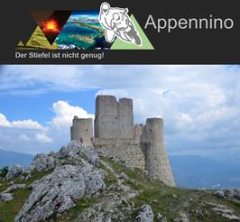 Appennino - Der Stiefel ist nicht genug! Tourpaket