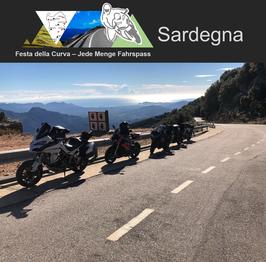 Sardegna - Festa della Curva Tourpaket