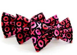 XOXO Bow Tie