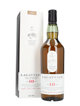 Lagavulin 10 Jahre