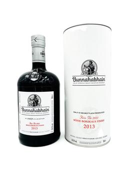 Bunnahabhain 2013 Feis Ile 2021 Moine Bordeaux Finish