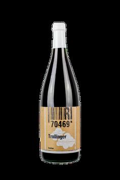 2019, Trollinger, trocken, Linie Wind