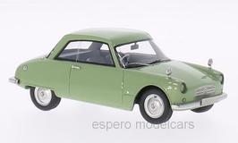 Citroën Bjiou Coupé 1965-1964 RHD hellgrün