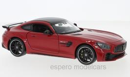 Mercedes-Benz AMG GT R 2016 rot / schwarz