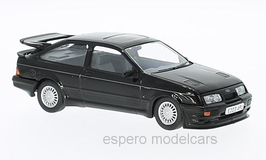 Ford Sierra RS 500 Cosworth 1987 RHD schwarz