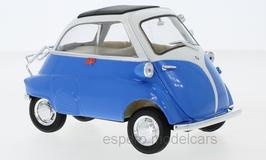 BMW Isetta 250 1955-1962 blau / weiss / schwarz