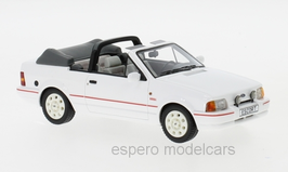 Ford Escort MK IV XR3i Cabriolet 1986-1990 weiss