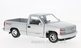 Chevrolet 454 SS Pick Up 1991-1993 silber met.
