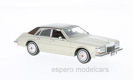 Cadillac Seville MK II Elegante 1980-1985 beige met. / dunkelbraun