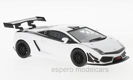 Lamborghini Gallardo LP 600+ 2011 weiss / schwarz