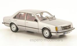 Opel Commodore C Limousine 1978-1982 silbergrau met.