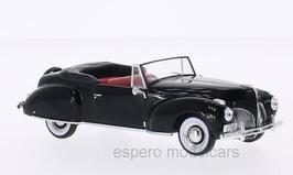 Lincoln Continental Convertible 1939-1941 schwarz