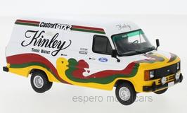 "Ford Transit MK II ""Team Belgien 1978 weiss / Decor"""