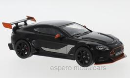 Aston Martin Vantage GT 12 2015 schwarz / orange