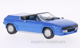 Lamborghini Jalpa Spyder Prototipo 1984 blau met.