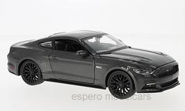 Ford Mustang GT VI Phase I 2014-2017 dunkelgrau met.