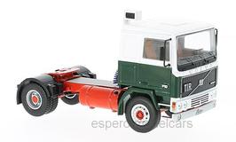 Volvo F10 LKW Zugmaschine Phase I 1977- 1983 weiss / grün / rot