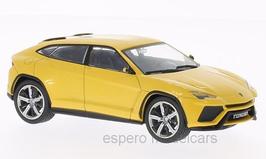 Lamborghini Urus Concept 2012 gelb met.