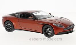 Aston Martin DB11 Coupè seit 2017 dunkel orange met.