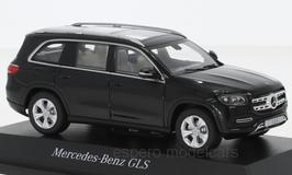 Mercedes-Benz GLS X167 seit 2019 schwarz