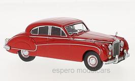 Jaguar MK VIII 1956-1958 RHD rot