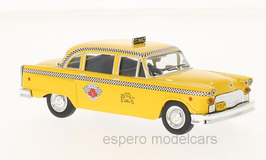 Checker Marathon 1961-1982 Yellow Cab New York City TAXI gelb