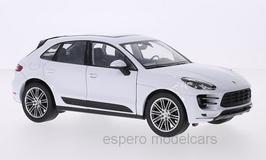 Porsche Macan Turbo Phase I 2014-2018 weiss