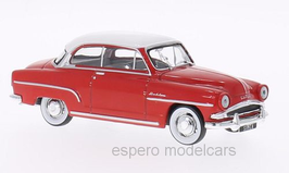 Simca Aronde Grand Large 1953 rot / weiss