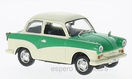 Trabant P50 Limousine 1957-1962 grün / beige