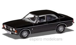Ford Cortina MK III TD 2000E 1973-1976 RHD schwarz / matt-schwarz