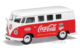 """VW T1c Bus 1963-1967 """"Coca Cola rot / weiss"""""""