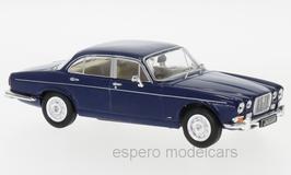Jaguar XJ MK I 1968-1973 RHD dunkelblau