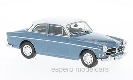 Volvo Amazon 130 1961-1970 blau / weiss